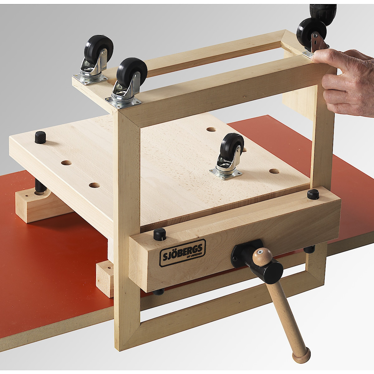 Arbetsbänk Smart Workstation Pro