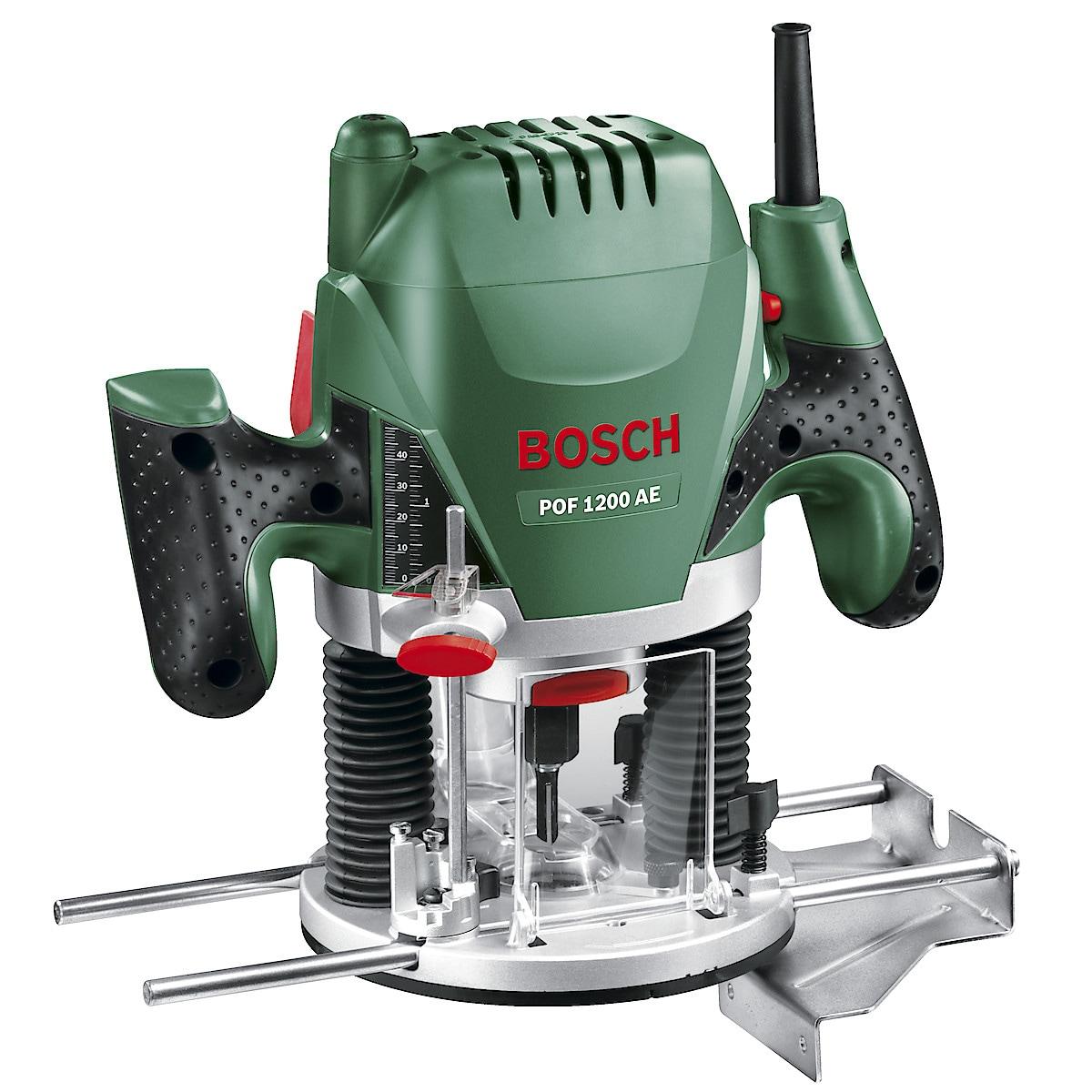 Käsiyläjyrsin Bosch POF 1200 AE