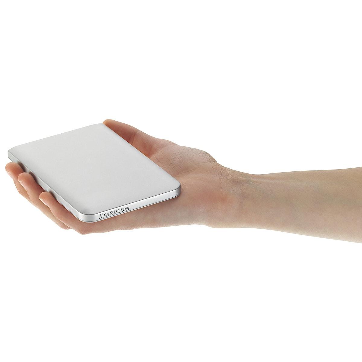 Freecom MG MAC USB 3.0, 1TB ekstern harddisk