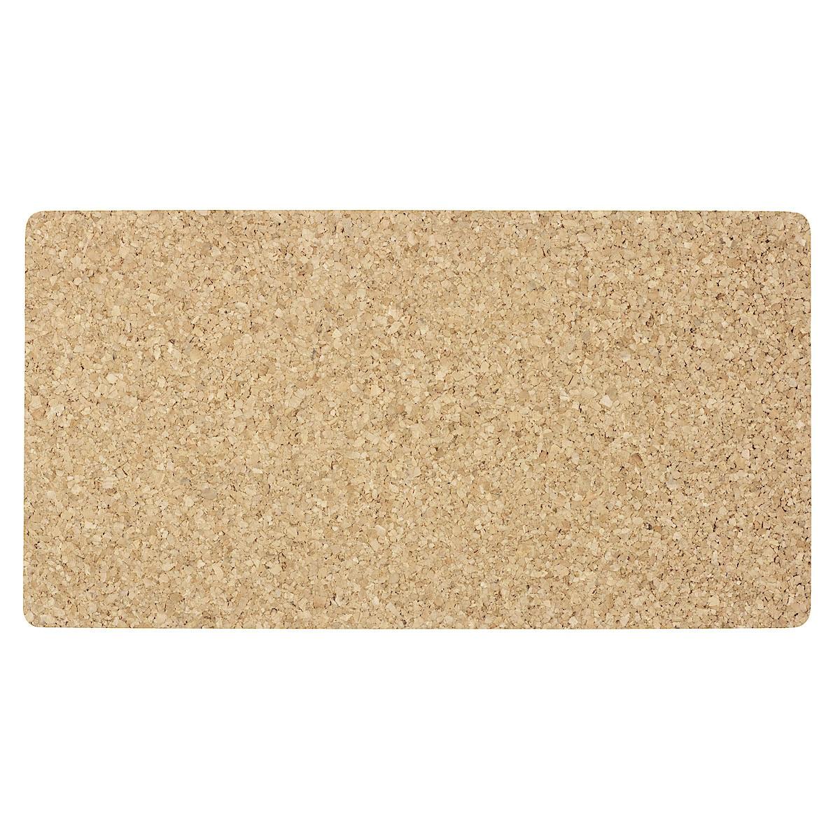Plankestekfjøl med underlegg, 2 stk.