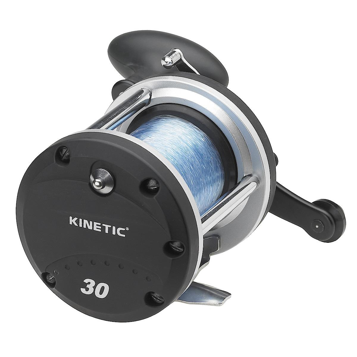 Kinetic Boat Fishing Combo, fiskesett 6' 300-400 g