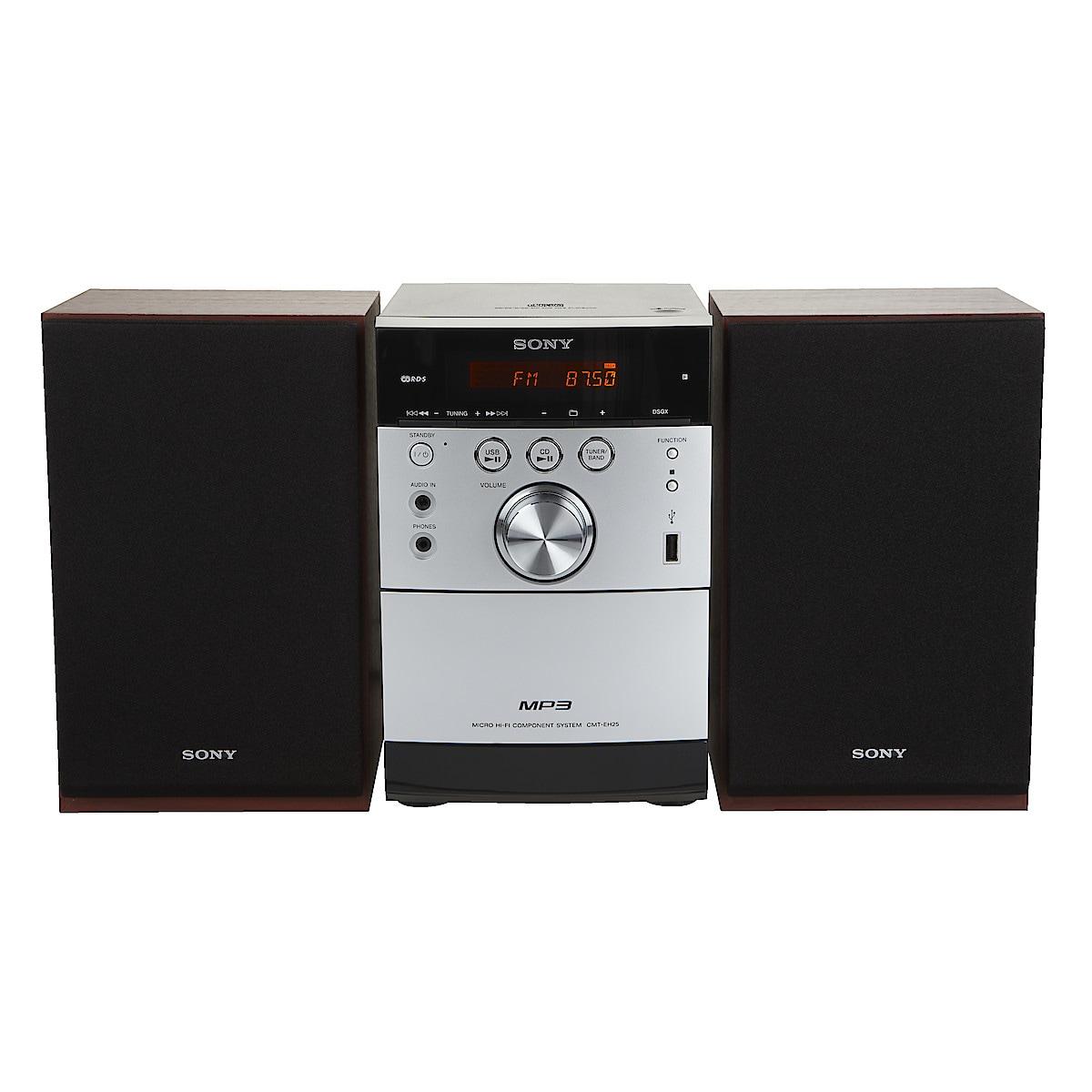 Musikkanlegg, Sony CMT-EH25,