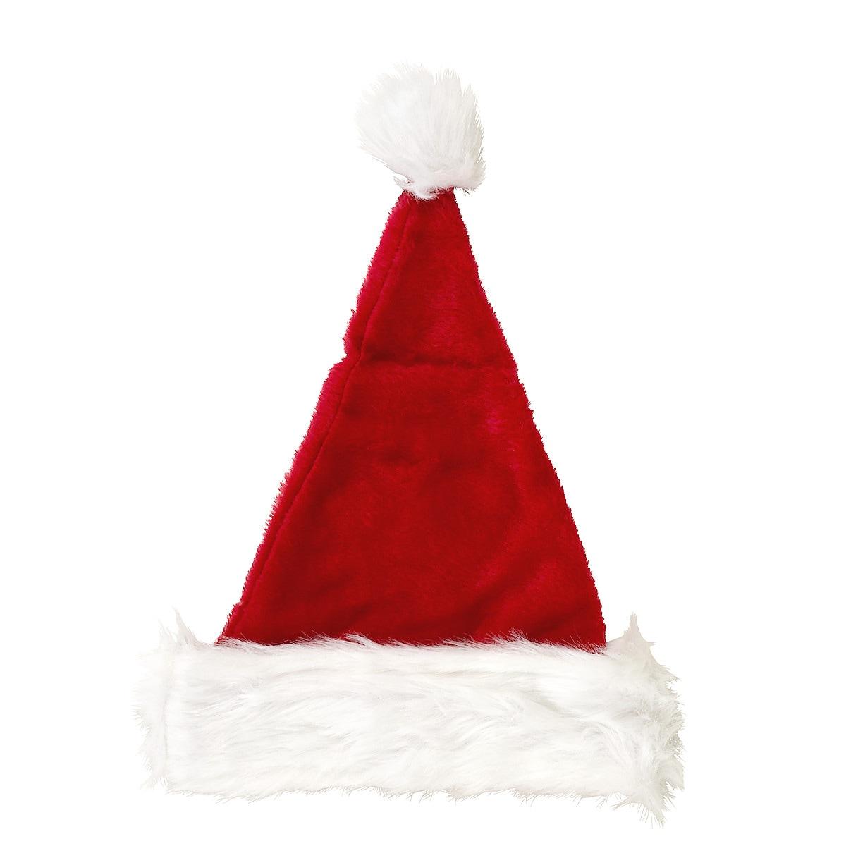 Weihnachtsmütze, klassisch