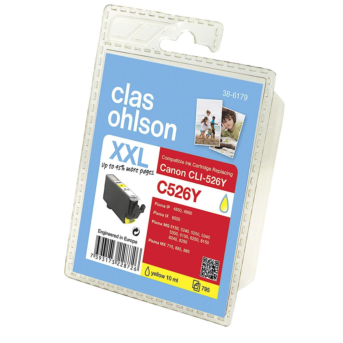 Canon PGI-525/CLI-526 blekkpatron