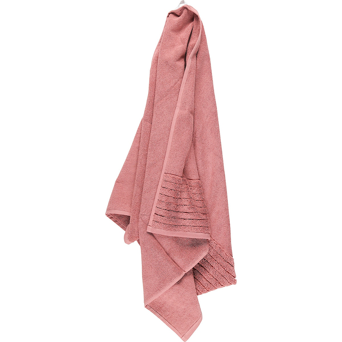 Pink Bath Towel, 70 x 140 cm