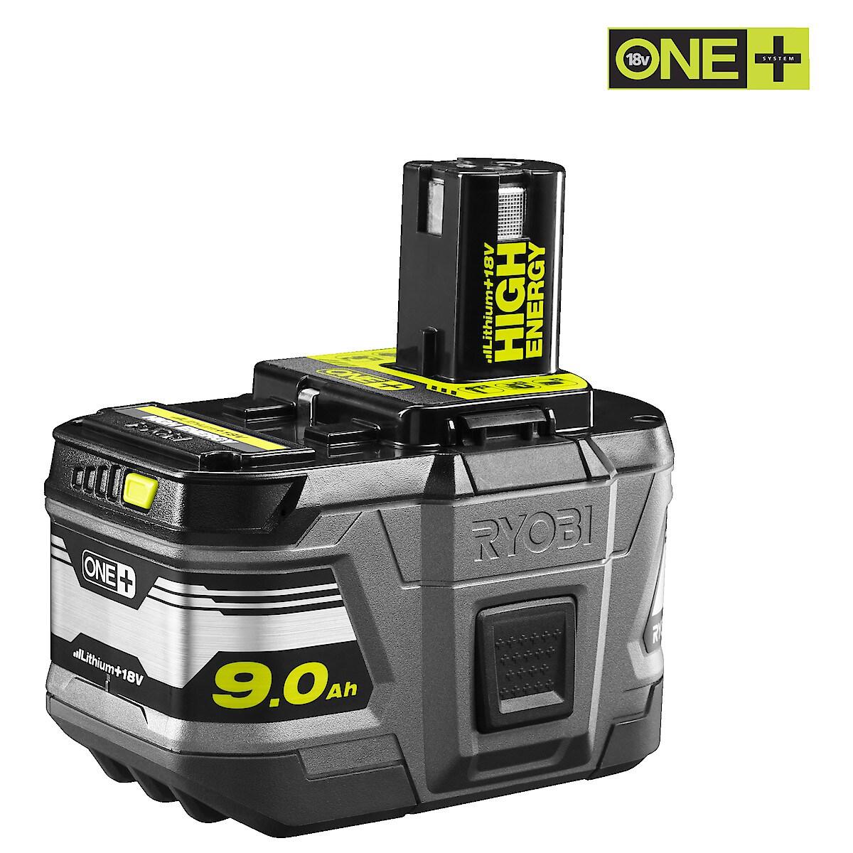 Ryobi batteri RB18L90