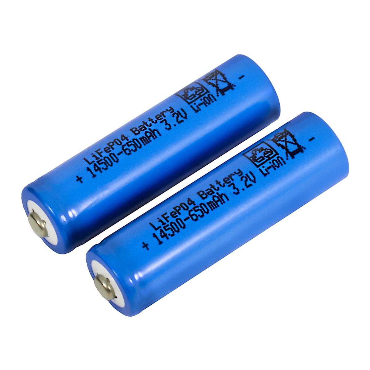 Batteri 3,2 V Li-Fe PO4