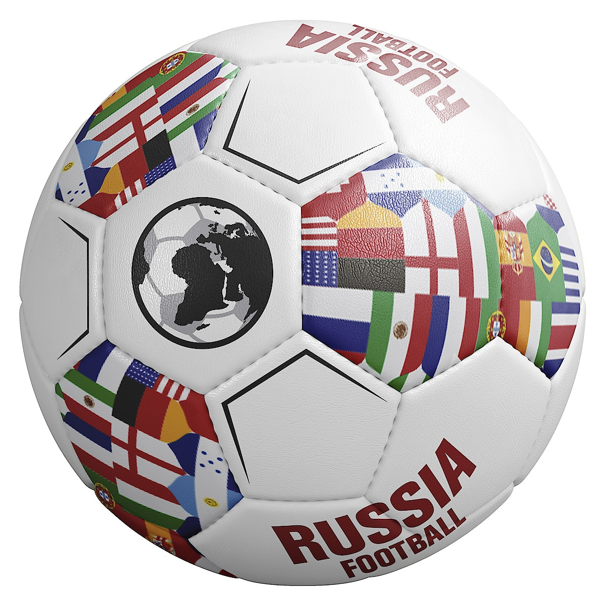 Jalkapallo FIFA World Cup 5