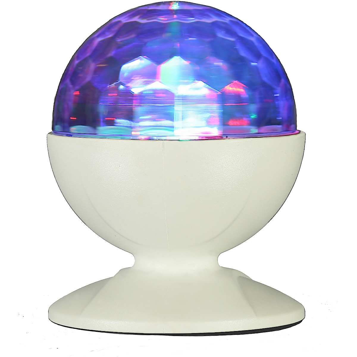 LED-Diskolampe