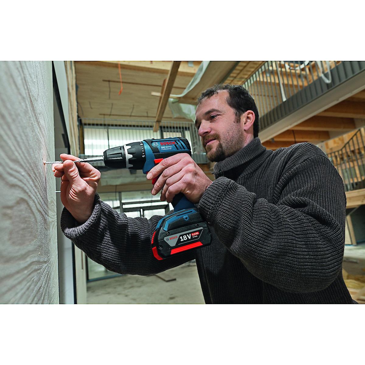 Bosch GSR 18 V-LI Professional drill