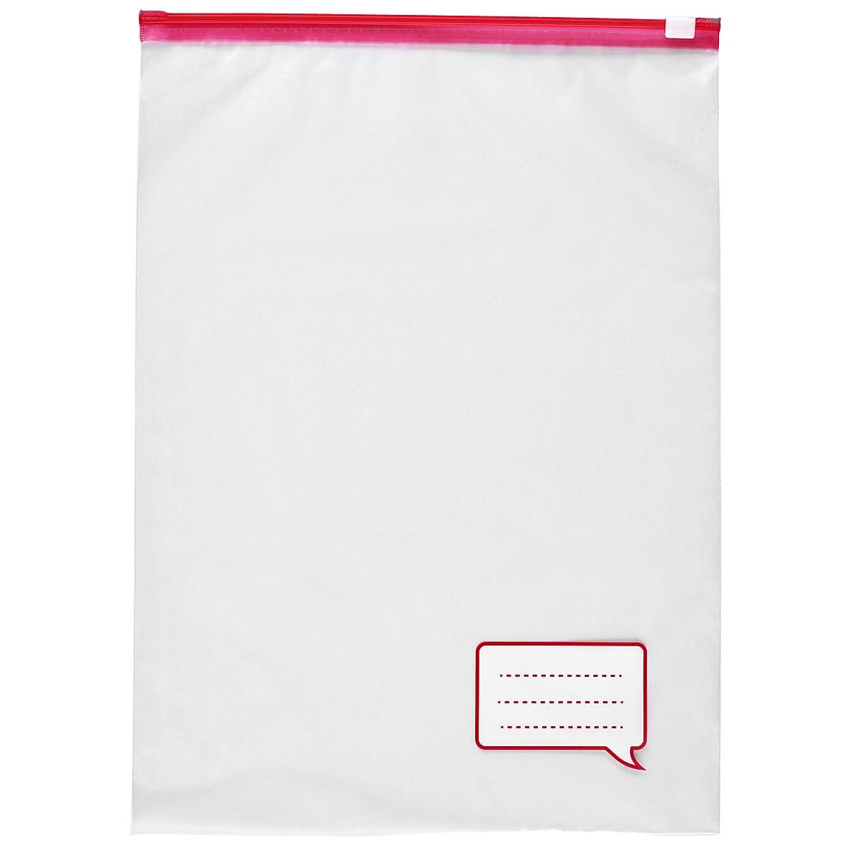 Återförslutningsbara fryspåsar 15-pack