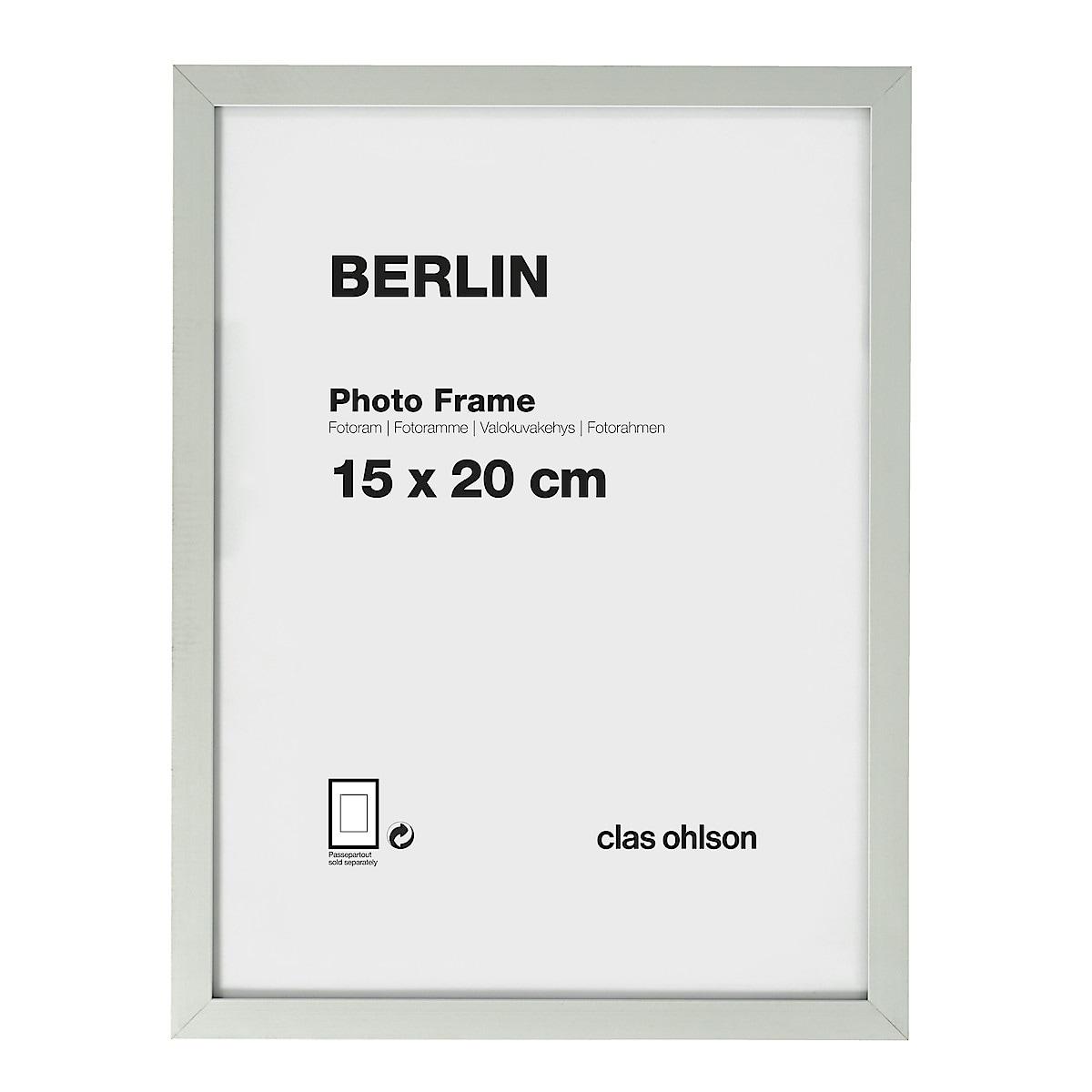 Fotoram Berlin silver
