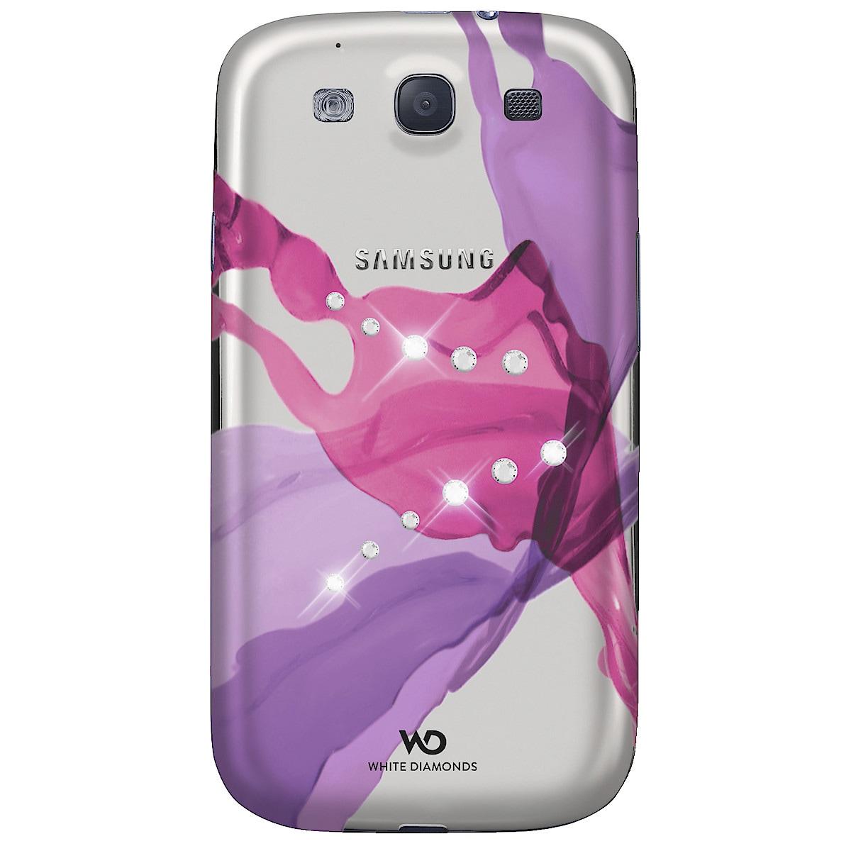 Samsung Galaxy S3 -kuori, White Diamonds Liquid