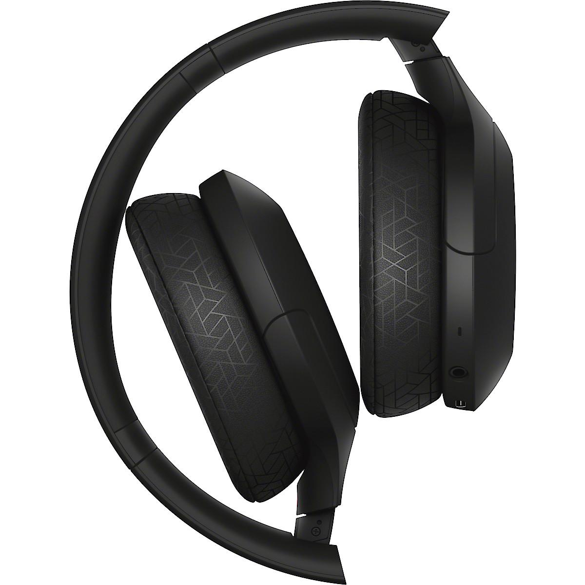 Sony WH-H910N, trådlösa brusreducerande hörlurar.