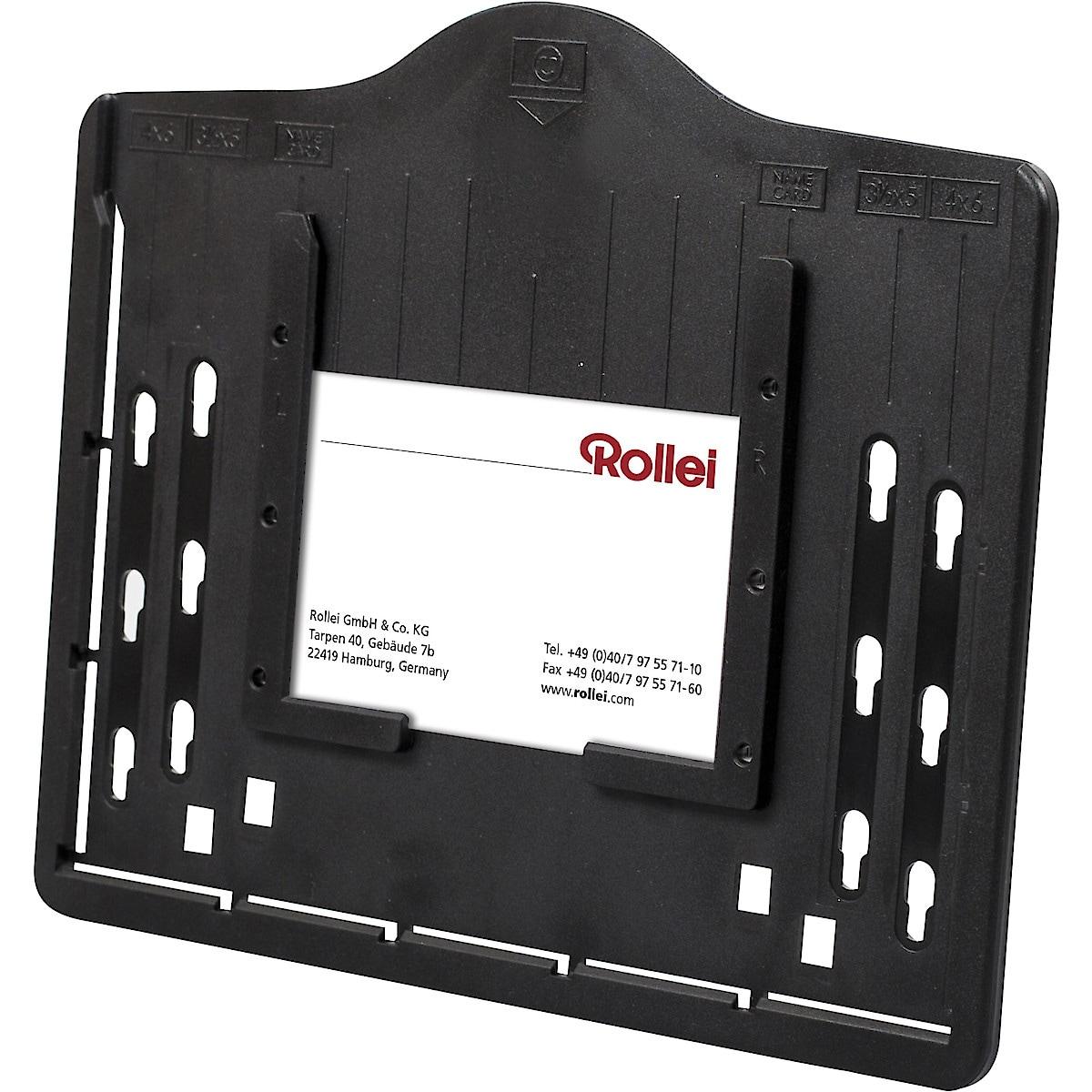 Dia-/Negativ- und Fotoscanner Rollei PDF-S 340