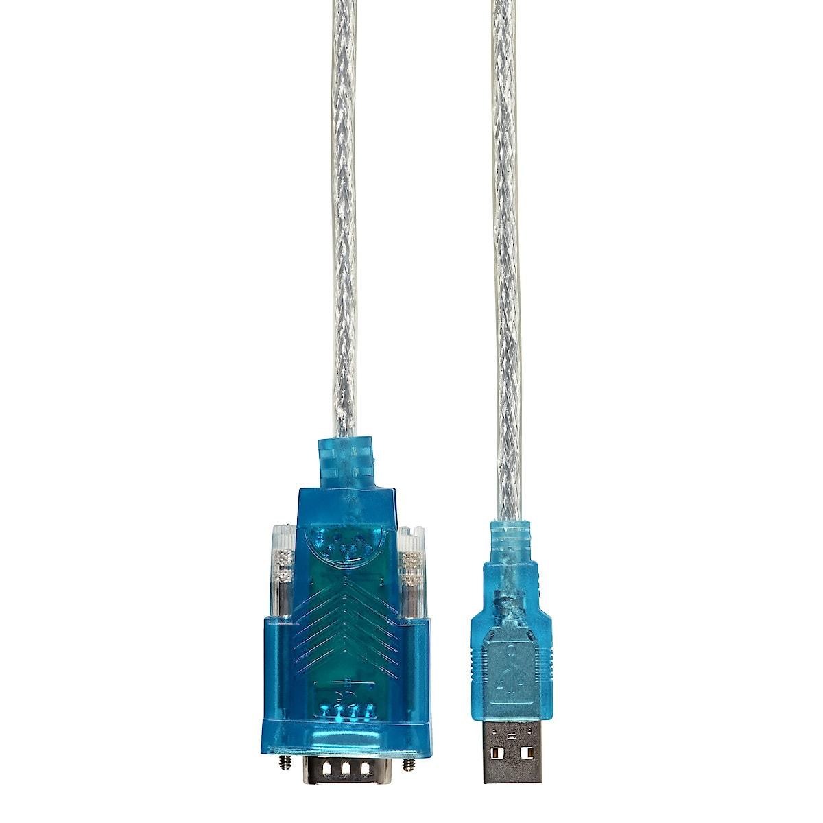 USB till serieportsadapter