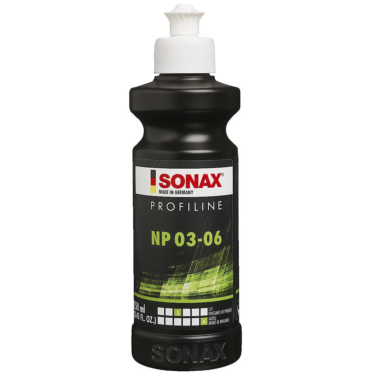 Sonax ProfiLine NP 03-06 Nano Polish