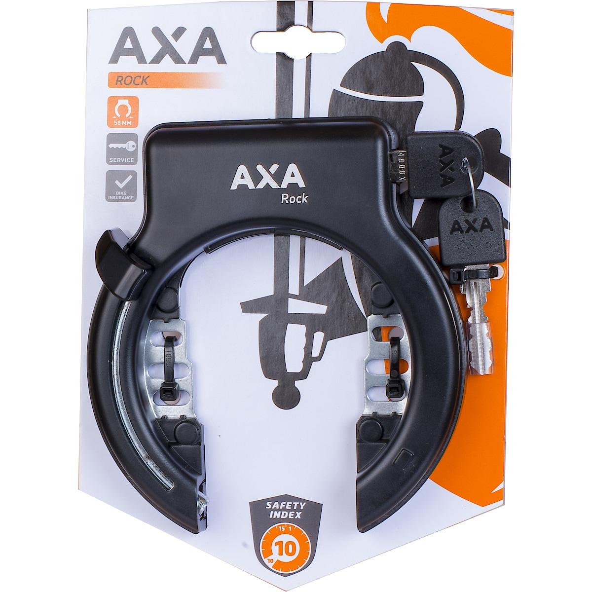 Cykellås Axa Rock
