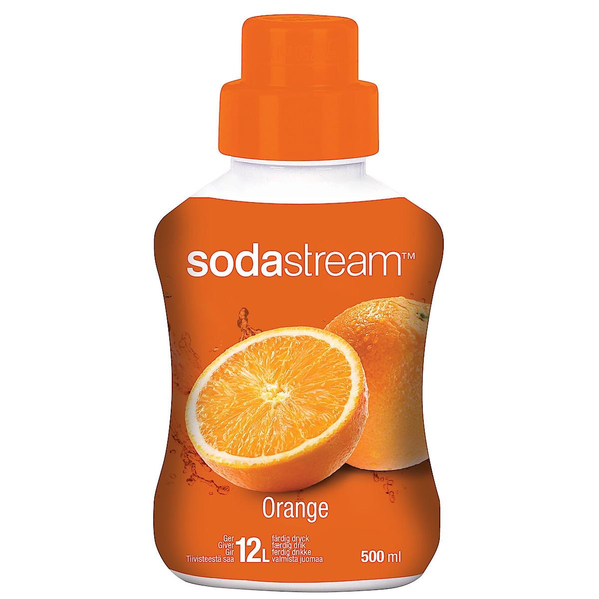 Smakkoncentrat SodaStream frukt