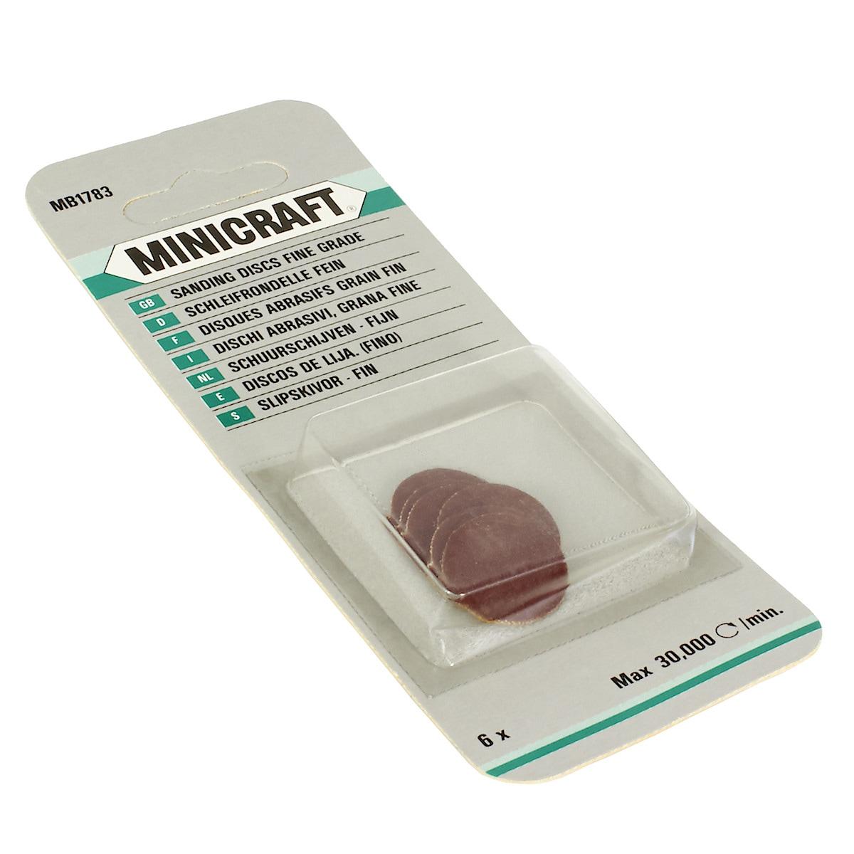 Sliperondell Minicraft MB1783, Fin