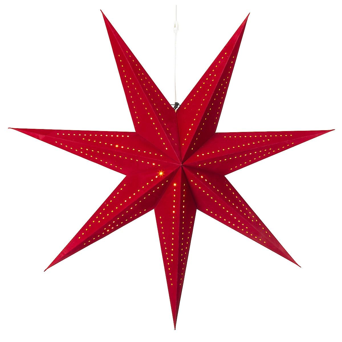 Adventsstjärna 70 cm Northlight