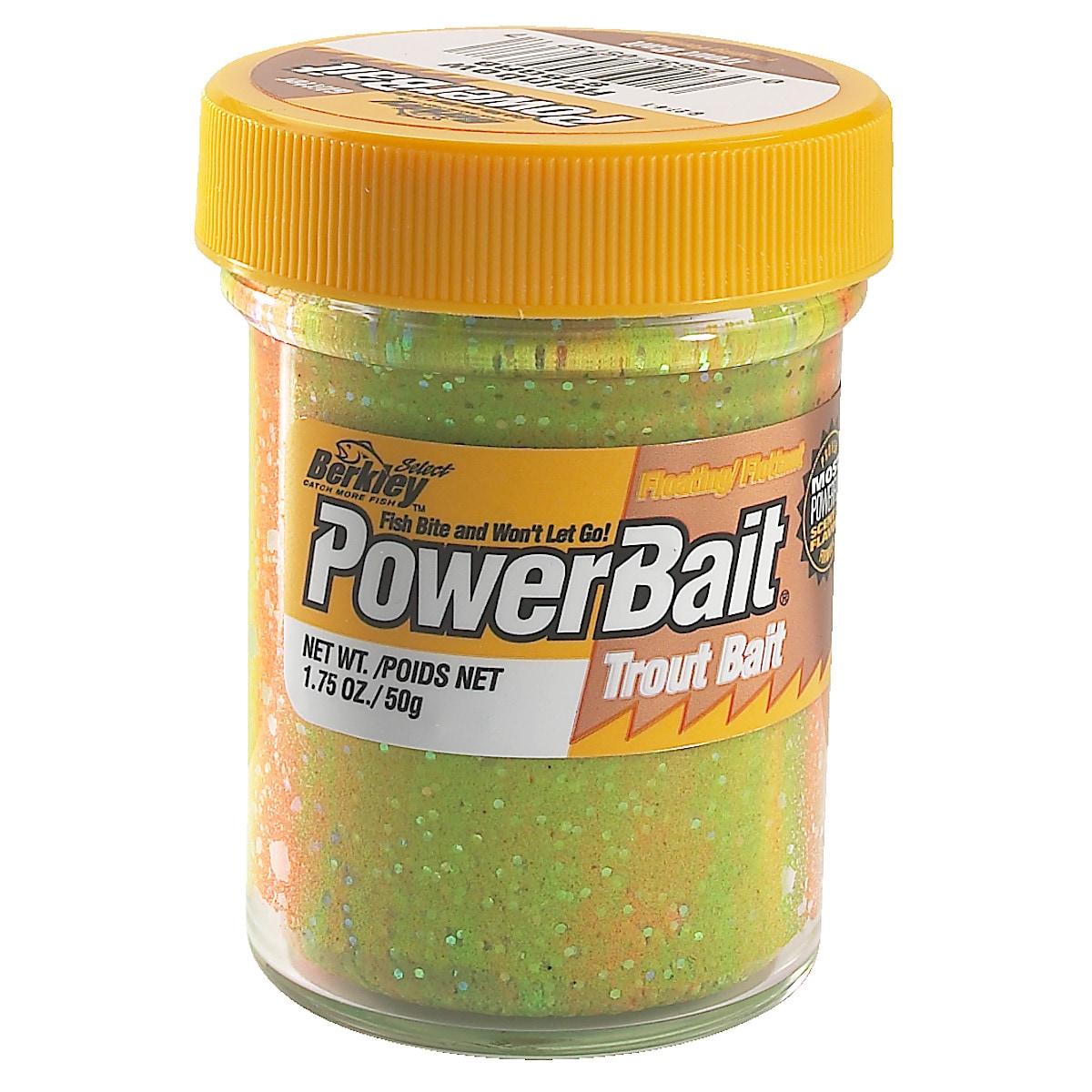 Bete Powerbait Glitter Rainbow