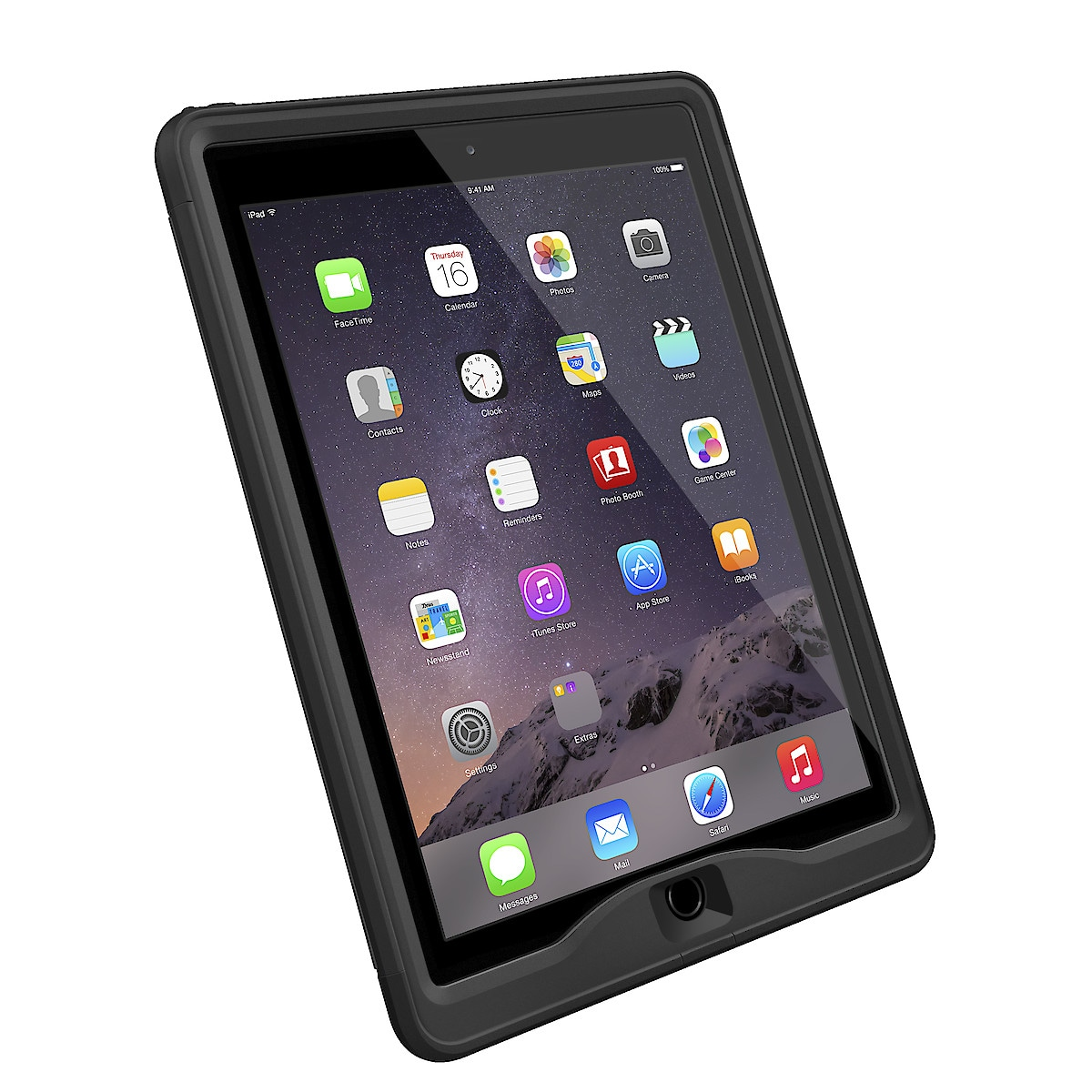 Wasserdichtes Cover für iPad Air 2, Lifeproof