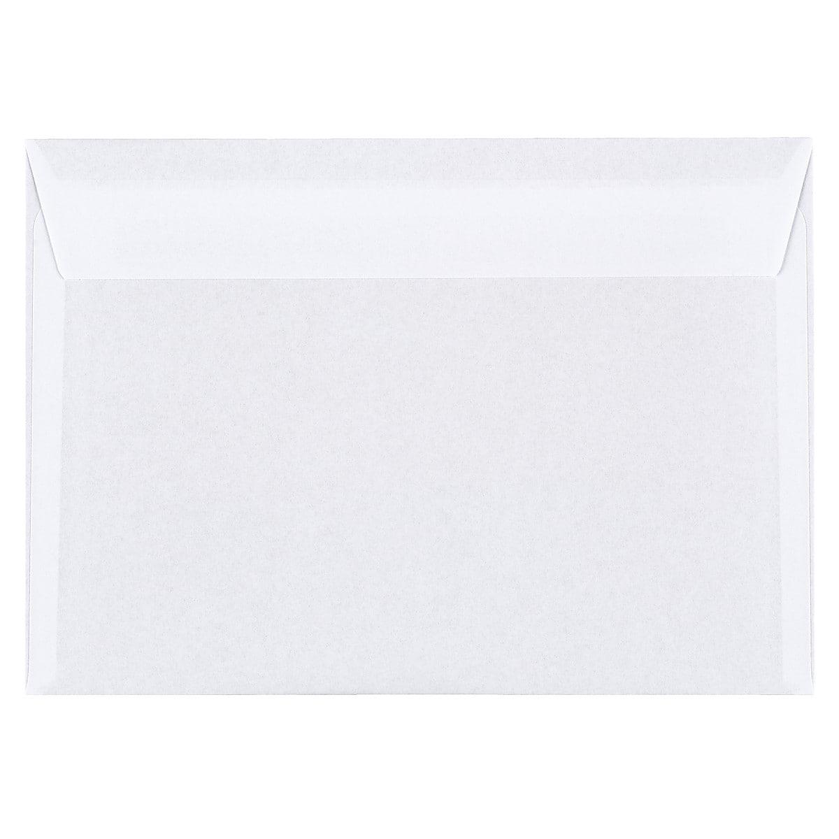 Briefumschläge DIN C6, weiß