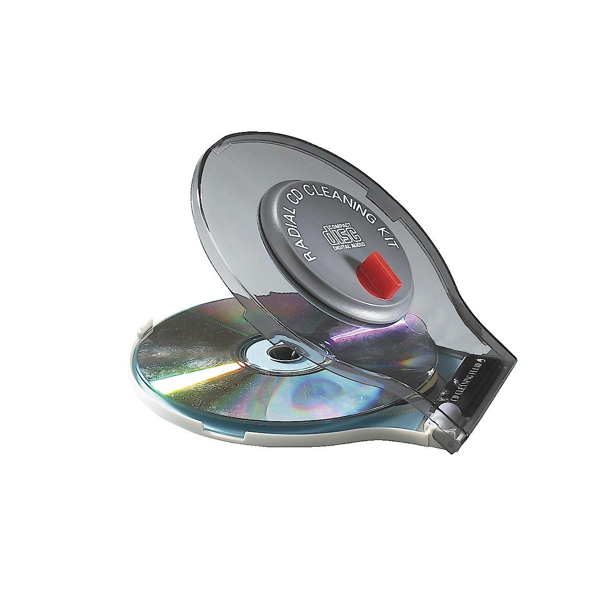 CD/DVD Cleaning Kit