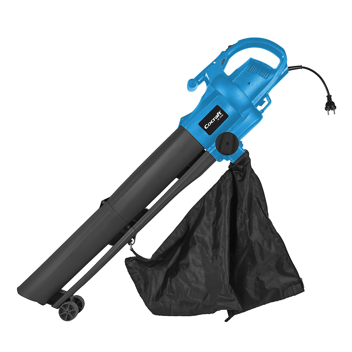 Cocraft HL 2500 Leaf Blower Vacuum