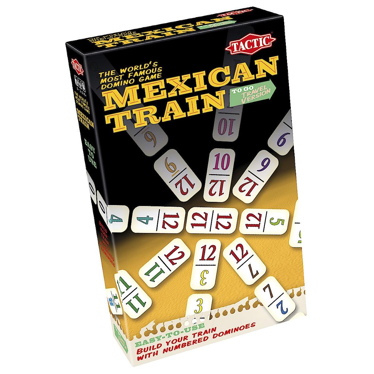 Mexican Train, reisespill