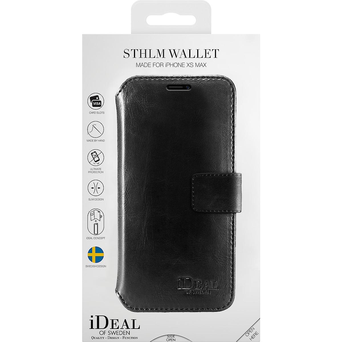 Plånboksfodral för iPhone XS Max, iDeal of Sweden