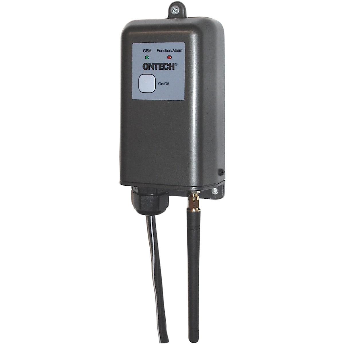 Ontech GSM 9020 GSM-alarm med fjernstyring