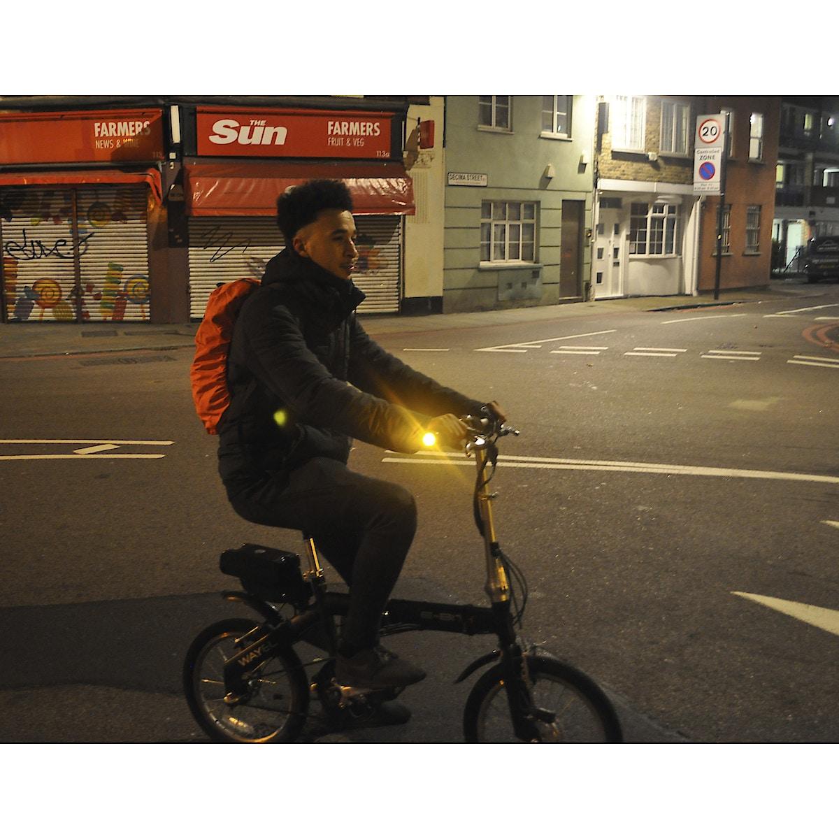 CYCL WingLights Pop, blinklys til sykkel