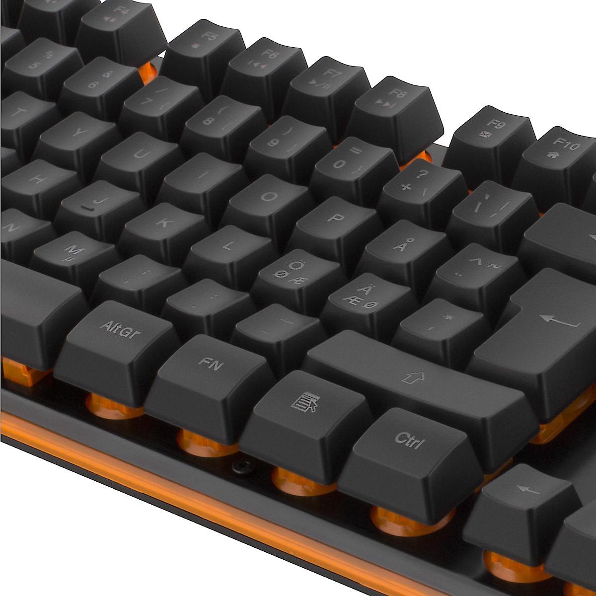 Gaming-tangentbord Deltaco GAM-021
