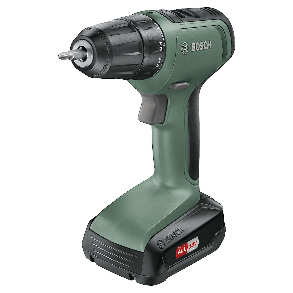 Bosch Universal Drill 18 skruvdragare