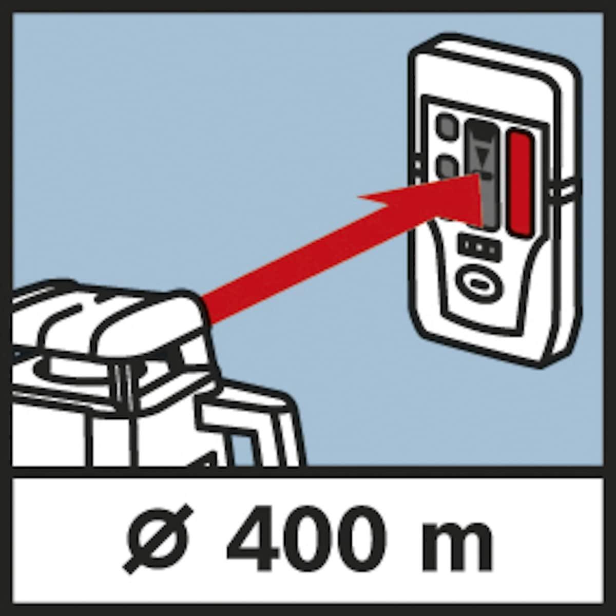 Bosch GRL 400 H Professional rotasjonslaser