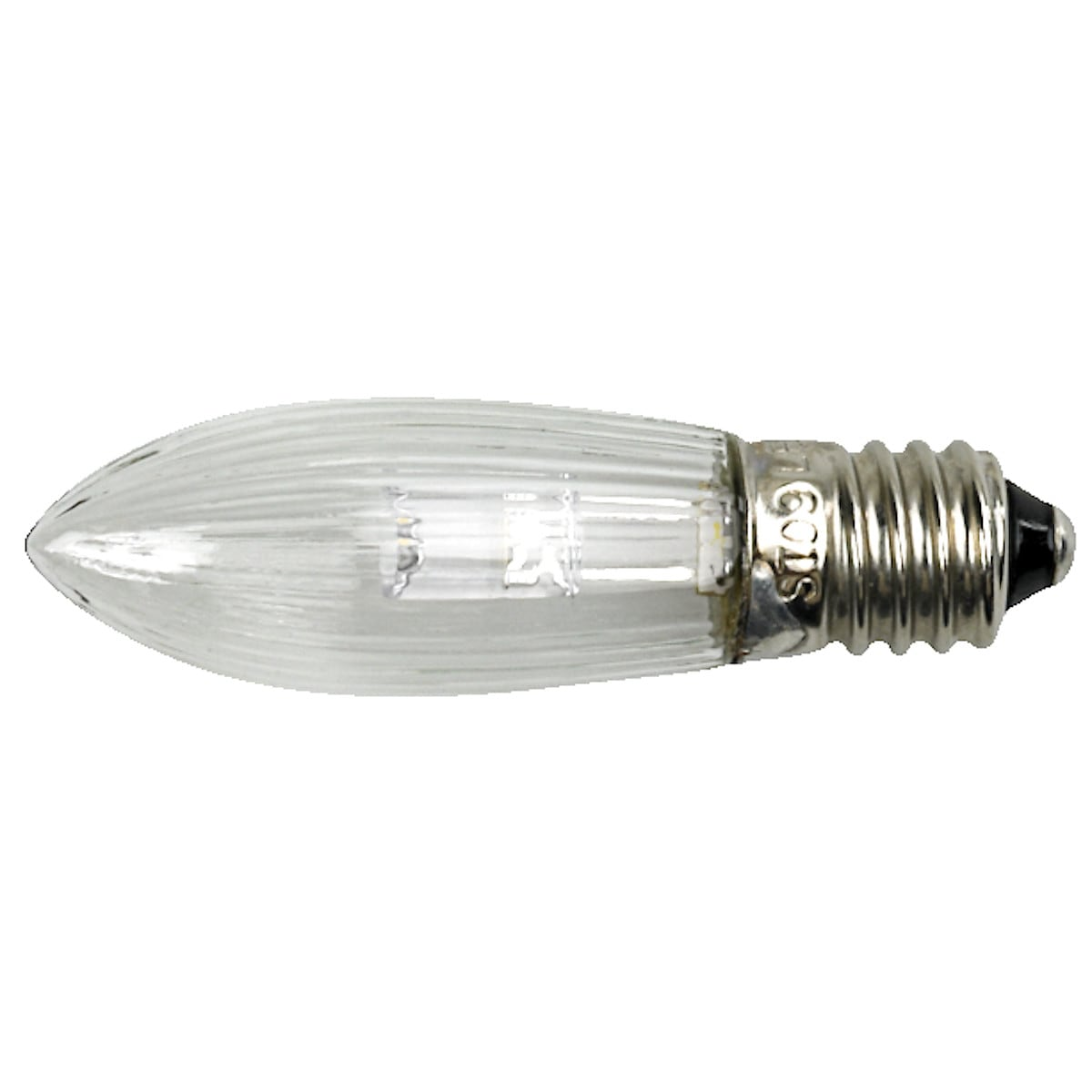 Northlight E10 LED Candle Bulbs 10–55 V, 4-pack