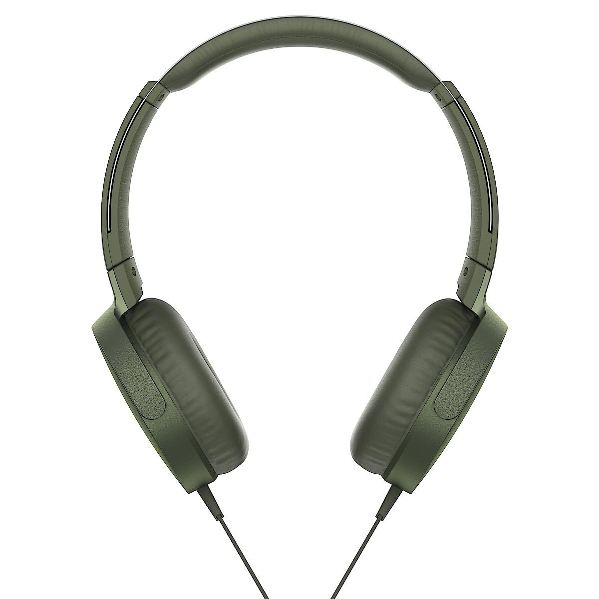 Hörlurar med mikrofon Sony MDR-XB550AP