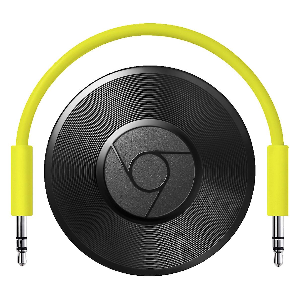 Mediasoitin Google Chromecast Audio