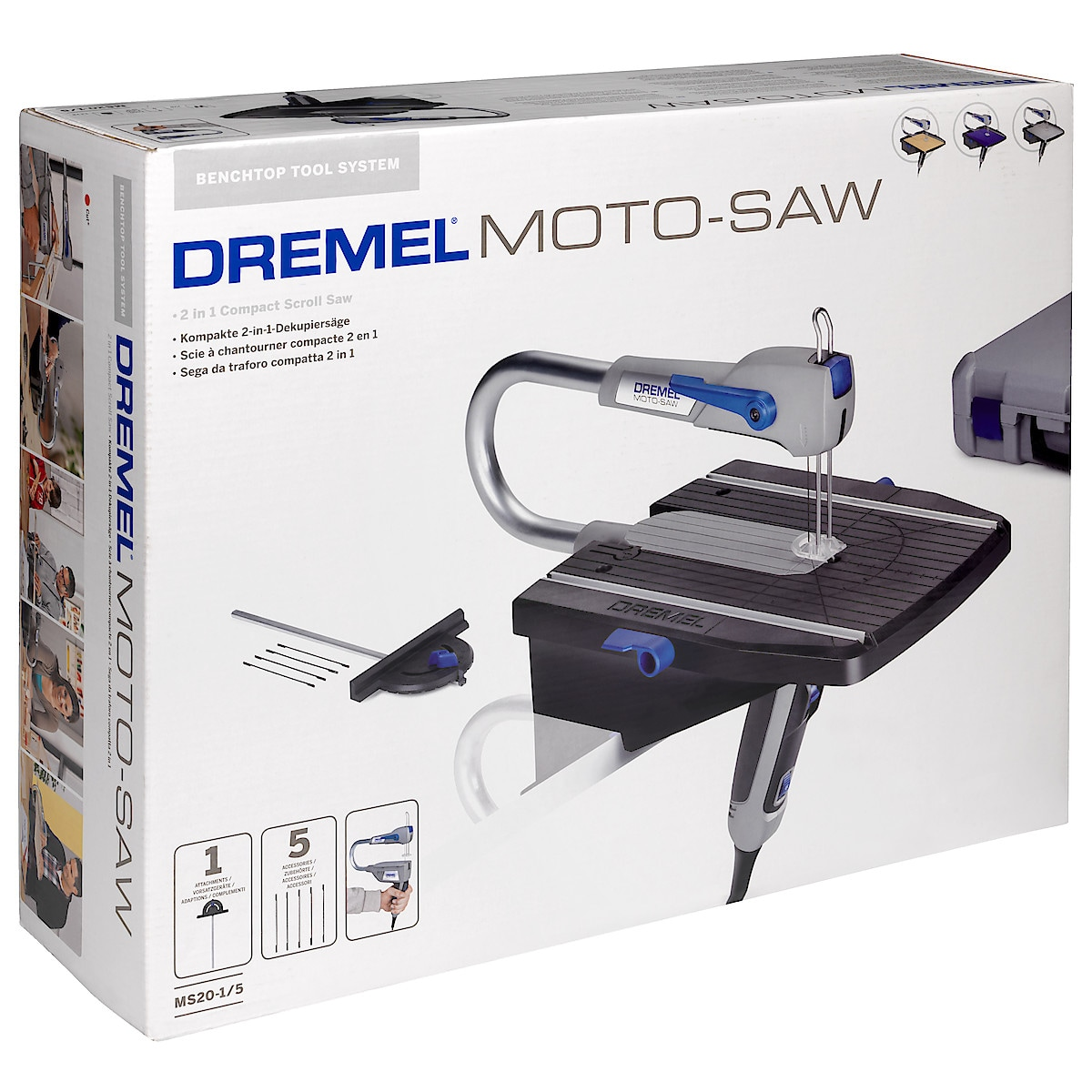 Figursåg Dremel Moto-Saw