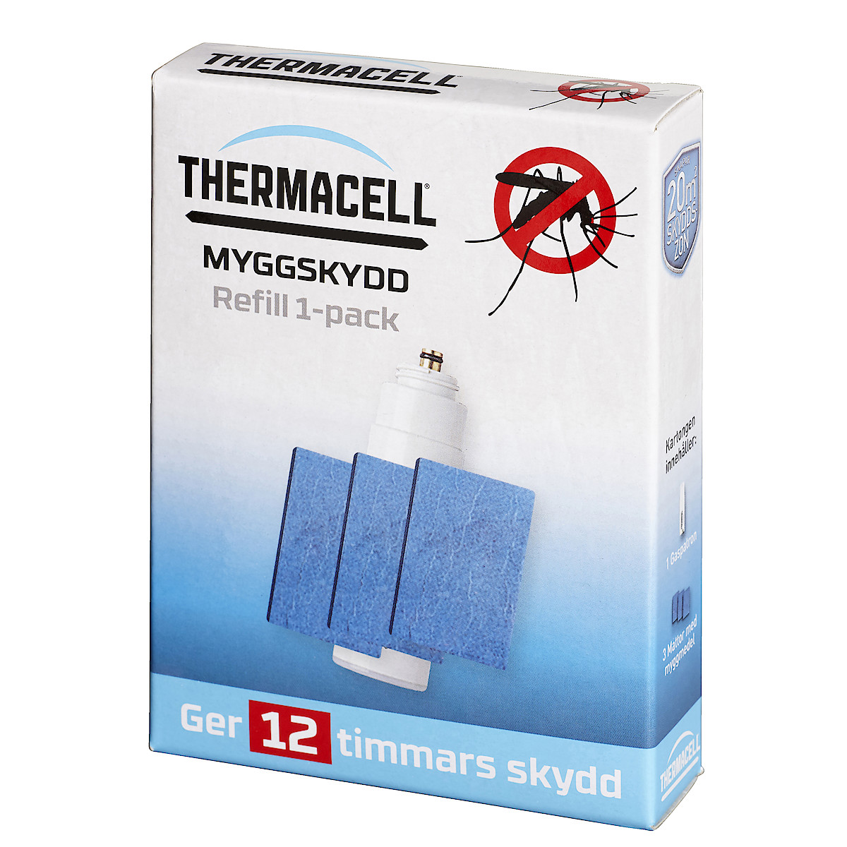 Refill till myggskydd Thermacell
