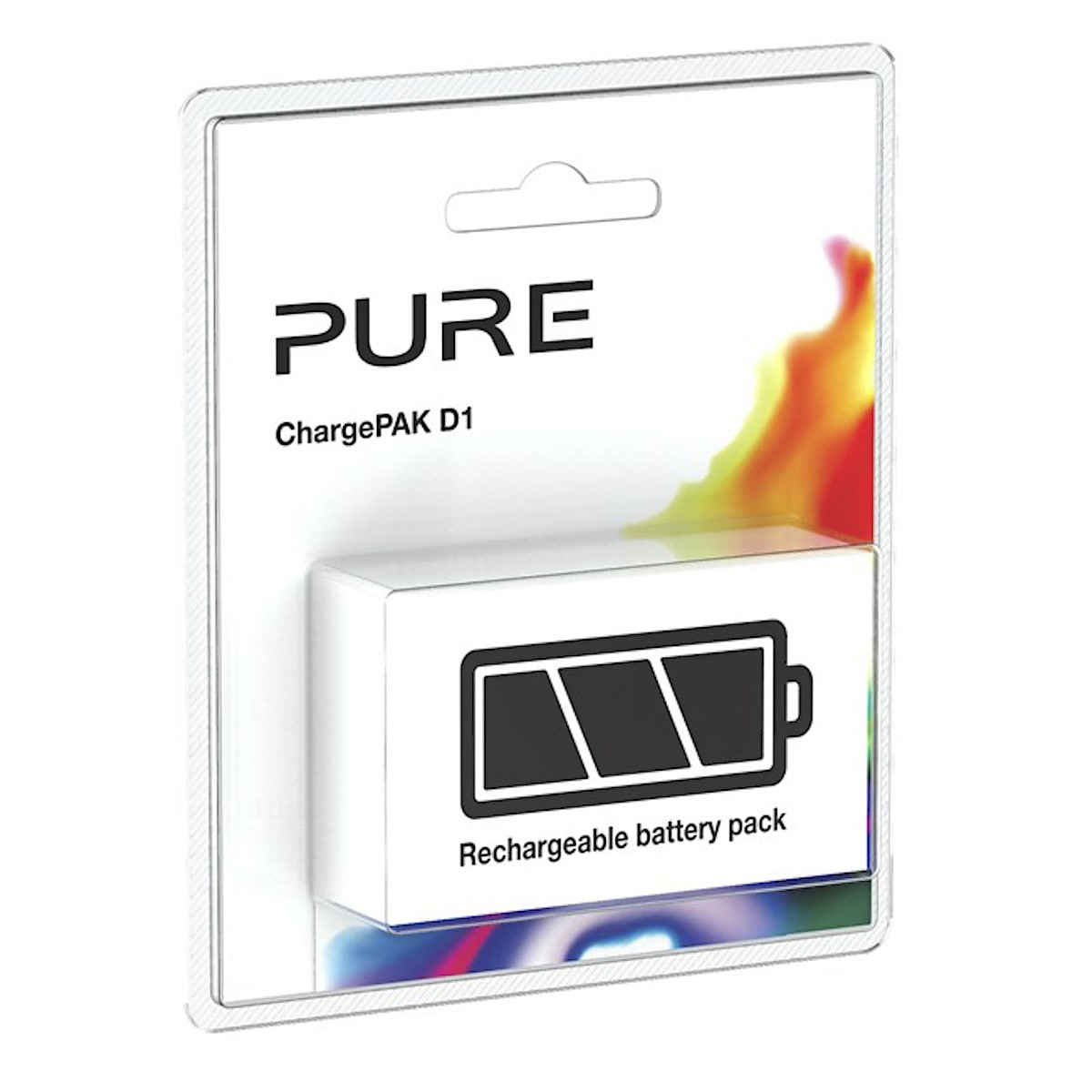 Pure Chargepak D1 Rechargeable Battery Pack