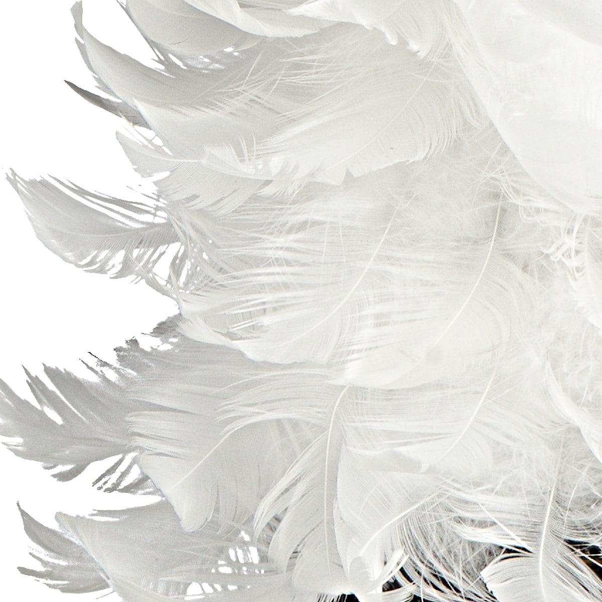 LED Feather Tree