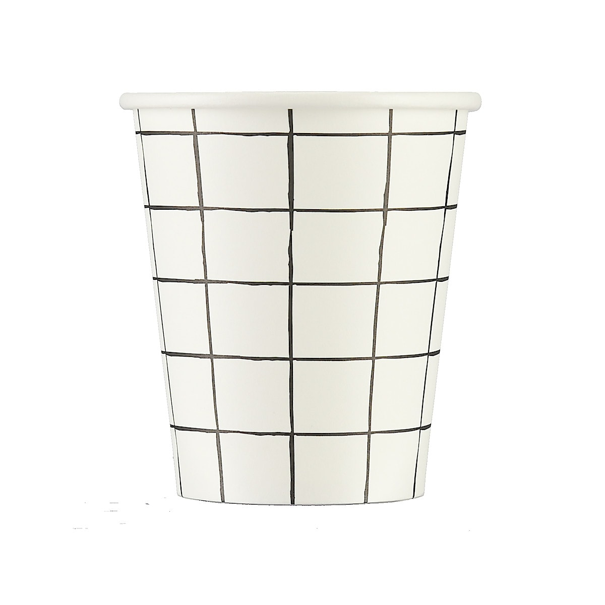 Pappersmuggar Grid, 23 cl