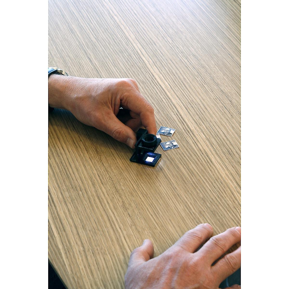 Thread-counter 25 x 25 mm