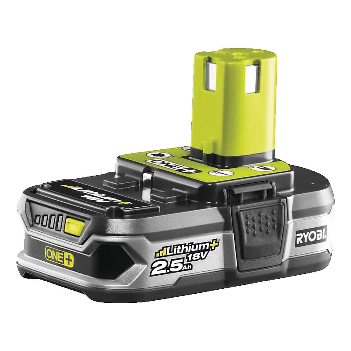 Ryobi batteri RB18L25