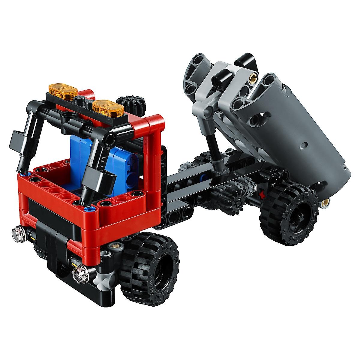 LEGO Technic 42084, Kroklaster