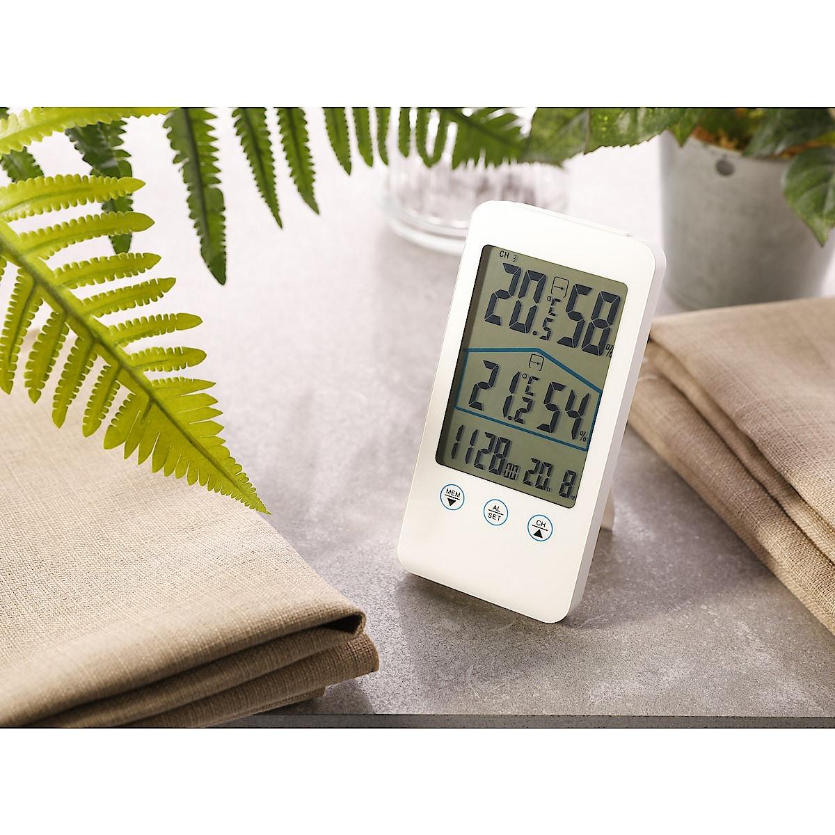 Kabelloses Hygro-/Thermometer