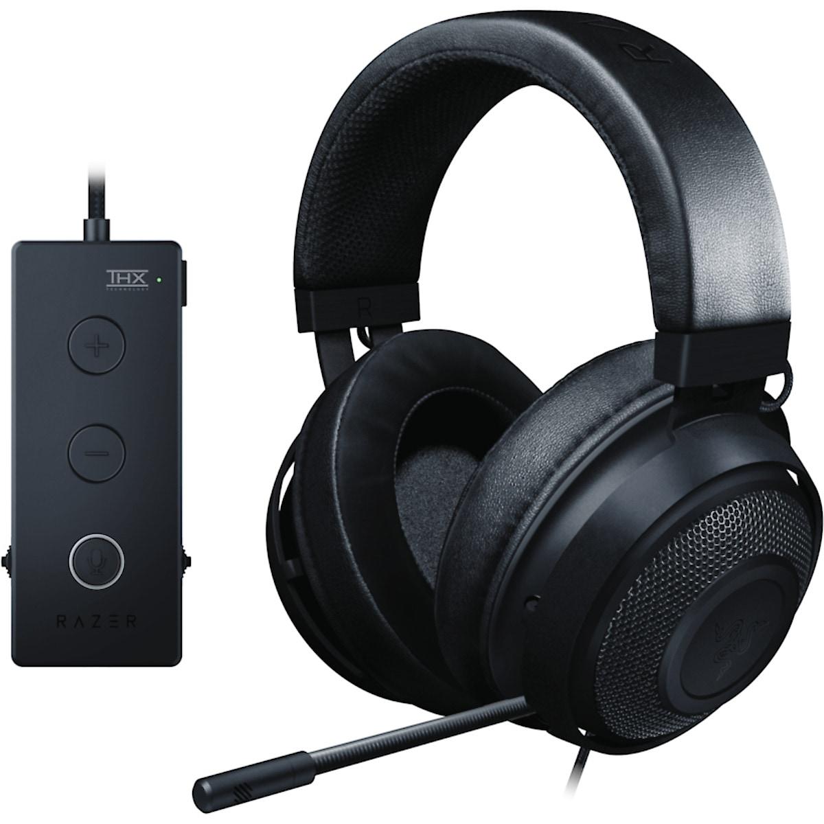 Gaming-headset Razer Kraken Tournament Black Edition
